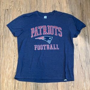 New England Patriots T-Shirt Size XL